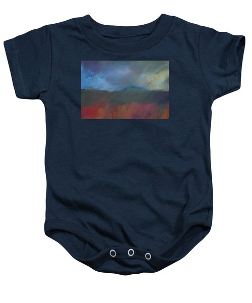 Explosion Nearby Baby Onesie
