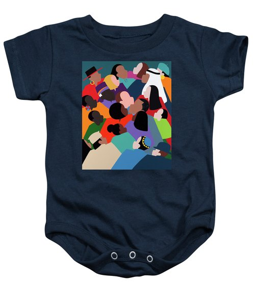 First Family The Obamas Baby Onesie