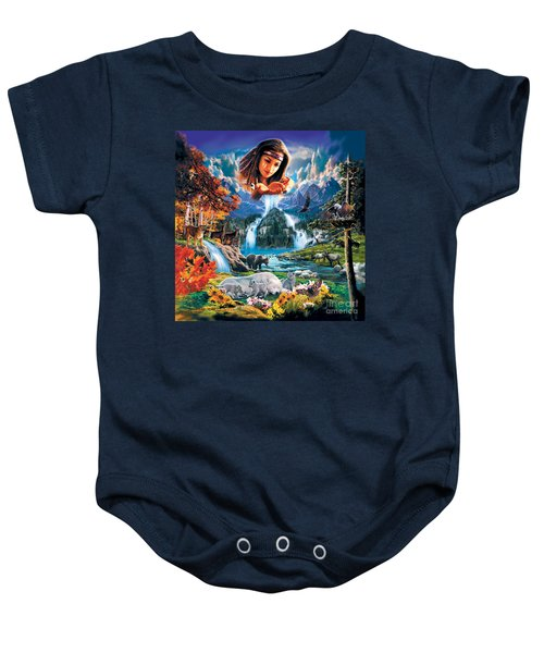 Four Seasons Baby Onesie