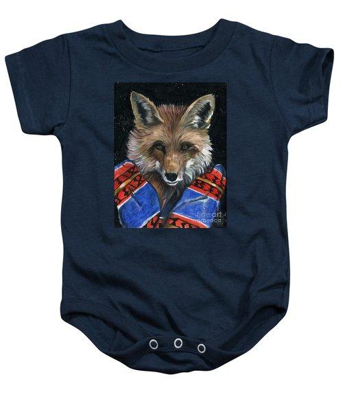 Fox Medicine Baby Onesie