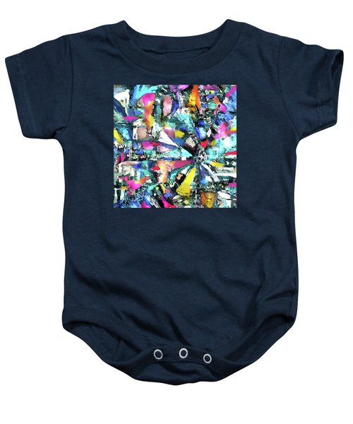 Fusion Process Baby Onesie