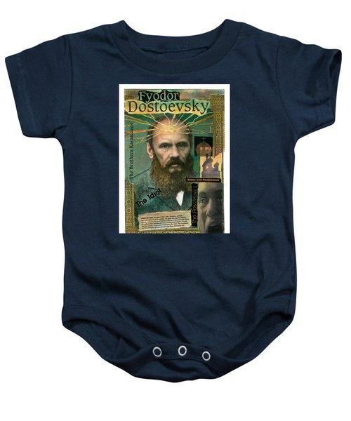 Fyodor Dostoevsky Baby Onesie