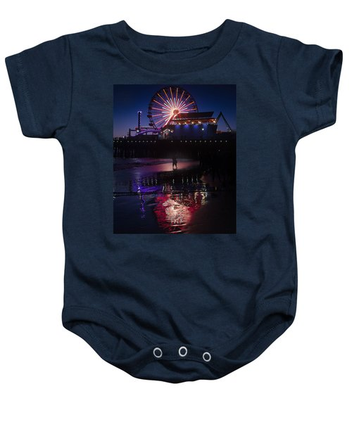 Get The Shot Baby Onesie