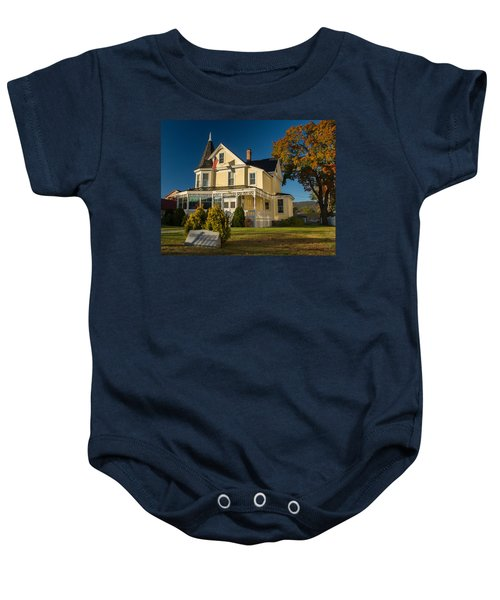Gibson Woodbury House North Conway Baby Onesie