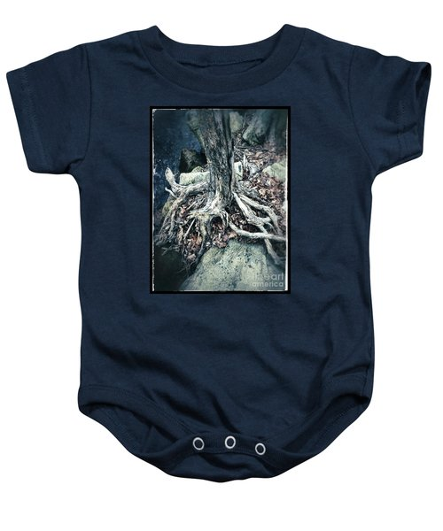 Gnarled Rooted Beauty Baby Onesie
