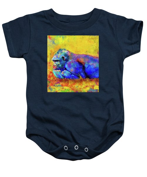 Gorilla Baby Onesie by Test