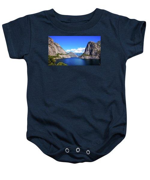 Hetch Hetchy Reservoir Yosemite Baby Onesie