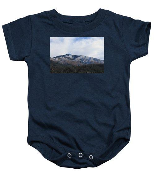 Hills Of Taos Baby Onesie