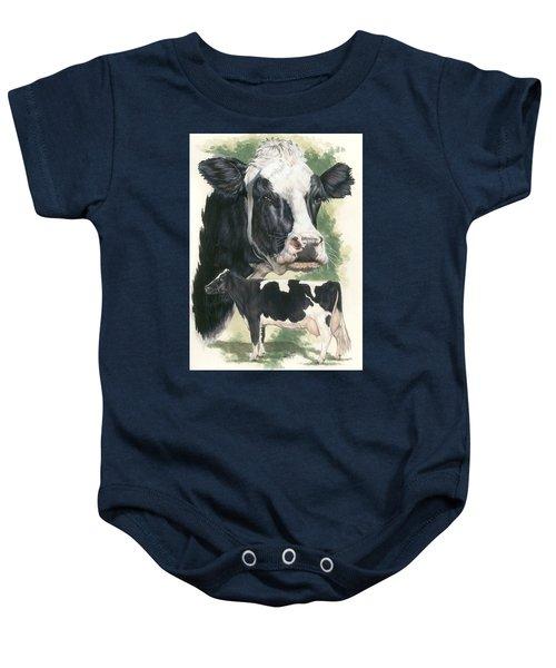 Holstein Baby Onesie