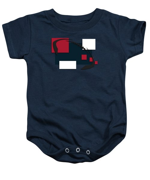 Houston Texans Abstract Shirt Baby Onesie