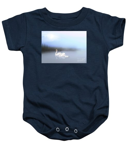 In The Still Of The Evening Baby Onesie