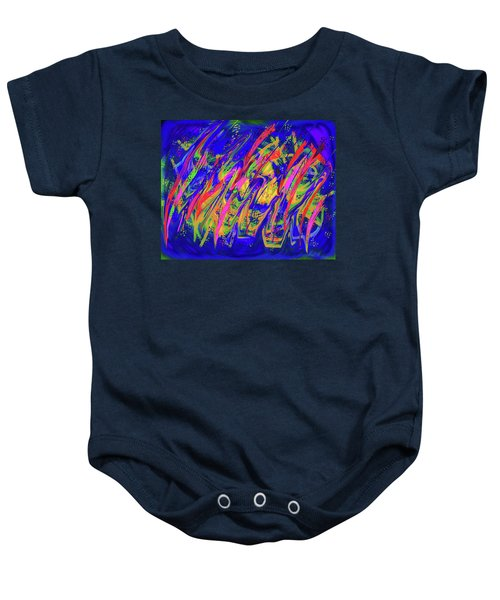In The Weeds Baby Onesie