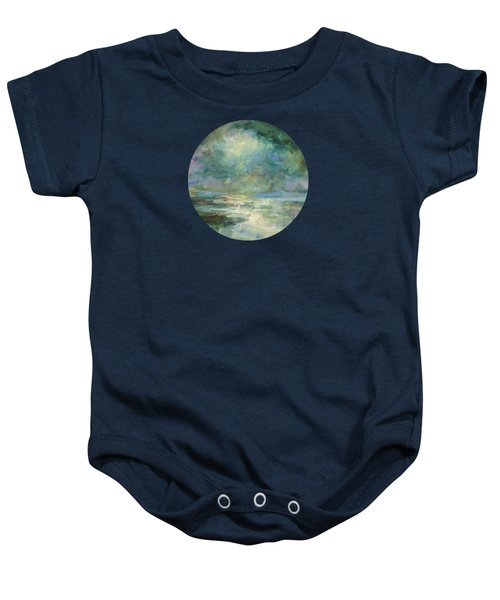 Into The Light Baby Onesie by Mary Wolf