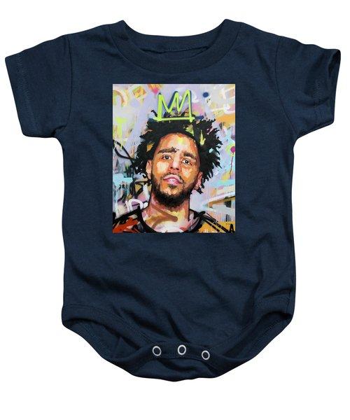 J Cole Baby Onesie