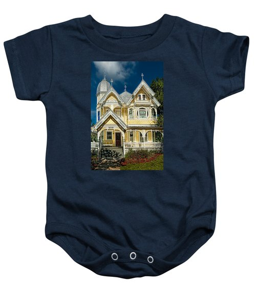 J. P. Donnelly House Baby Onesie