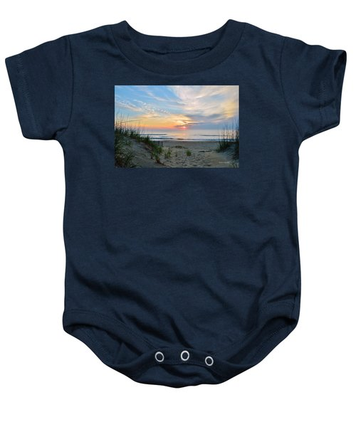 June 2, 2017 Sunrise Baby Onesie