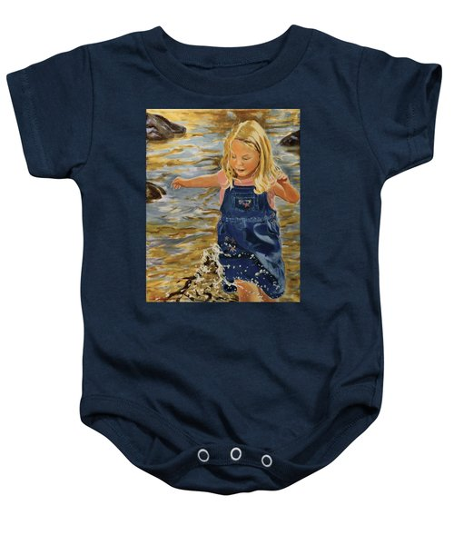 Kate Splashing Baby Onesie