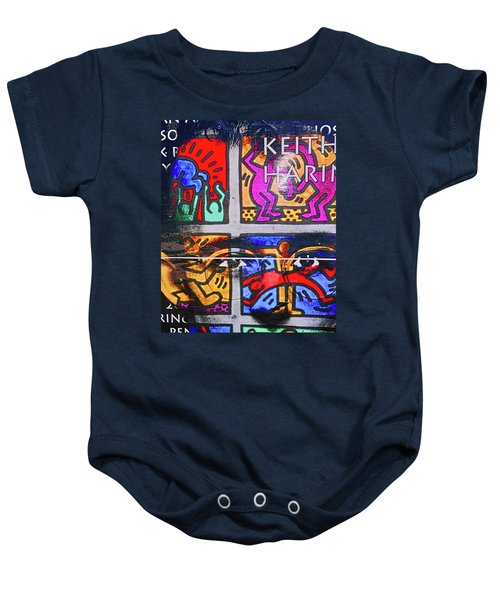 Keith Haring  Baby Onesie