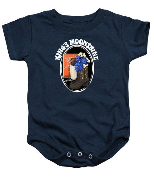 King's Moonshine  Baby Onesie