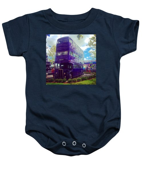 The Knight Bus Baby Onesie