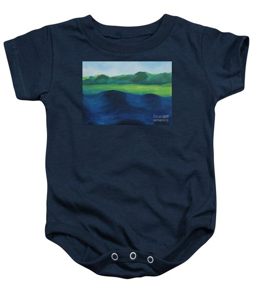Lake Day Baby Onesie