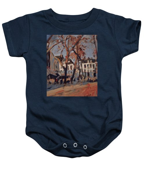 Last Sunbeams Our Lady Square Maastricht Baby Onesie
