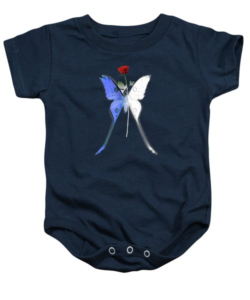 Law Of Attraction Baby Onesie