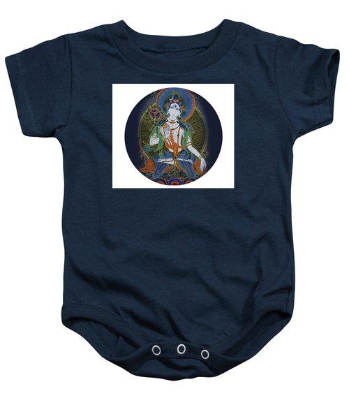 Light Giving Shiva  Baby Onesie