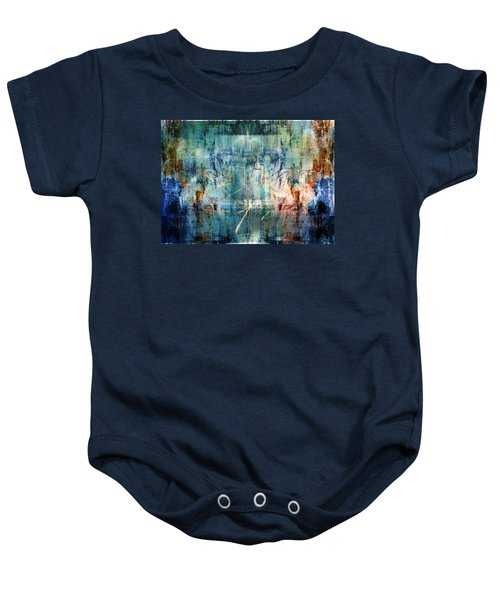 Line Up Strategy Baby Onesie
