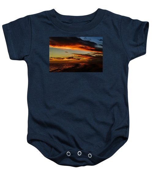 Marco Sunset No.13 Baby Onesie