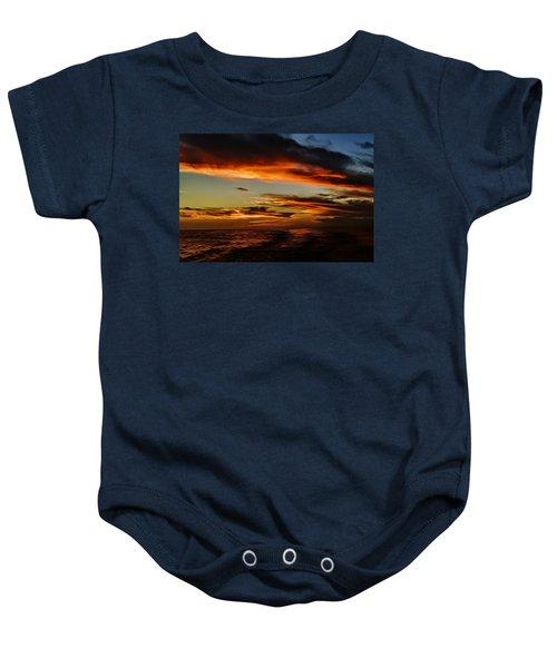 Marco Sunset No.13 Baby Onesie