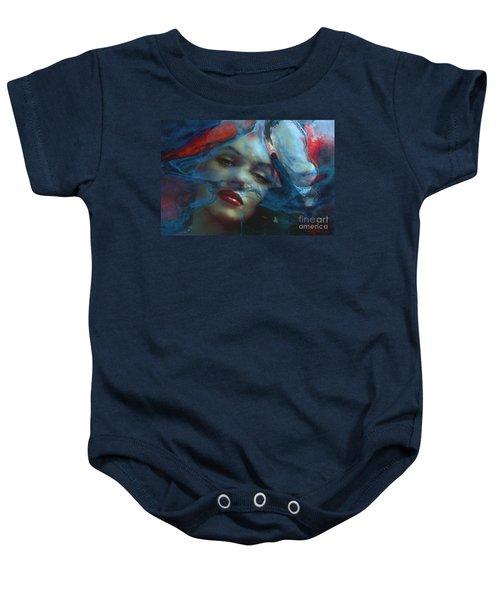 Marilyn 128 A 4 Baby Onesie