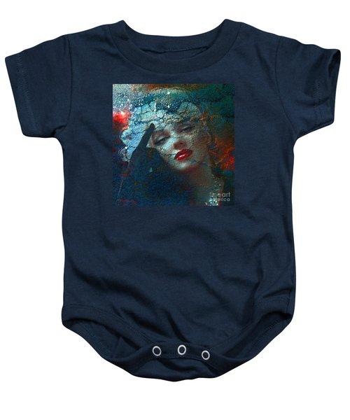 Marilyn Str. 1 Baby Onesie