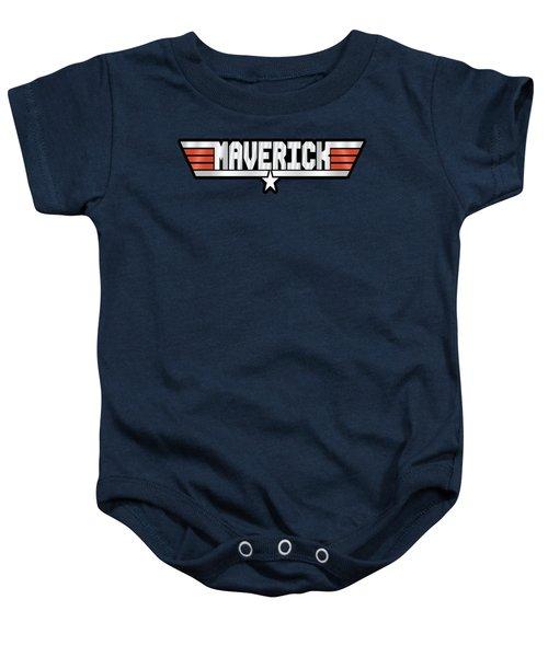 Maverick Callsign Baby Onesie
