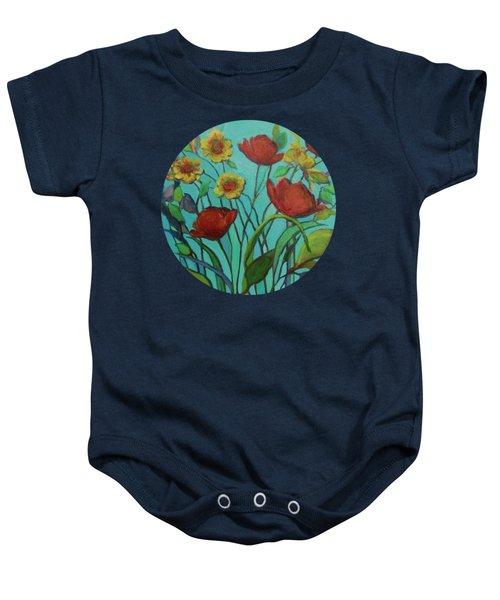 Memories Of The Meadow Baby Onesie
