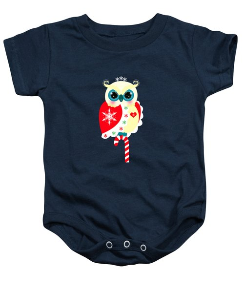 Merry Christmas Baby Onesie by Isabel Salvador