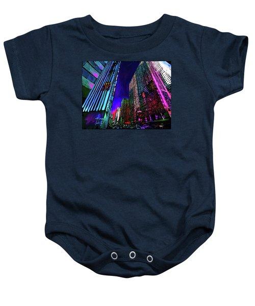 Michigan Avenue, Chicago Baby Onesie
