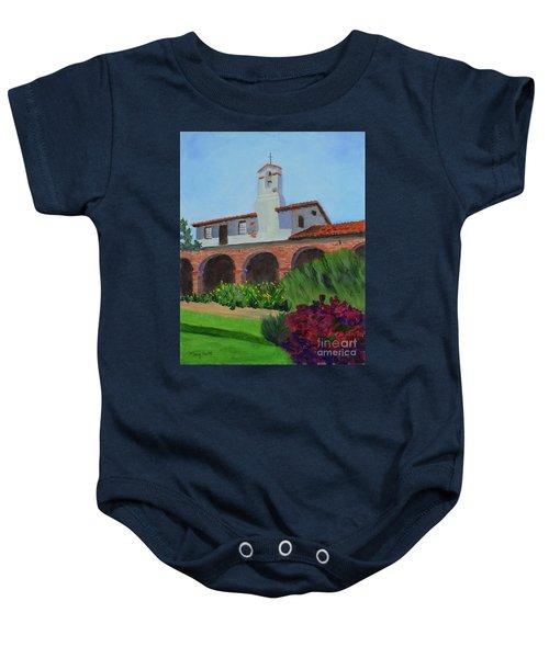 Mission San Juan Capistrano Baby Onesie