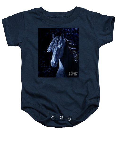 Moody Blues Baby Onesie
