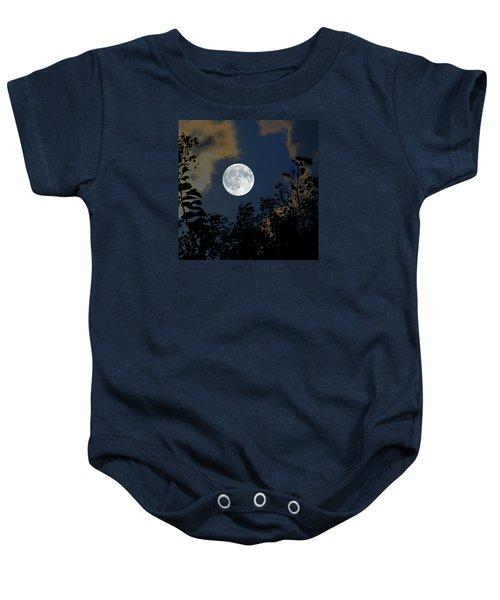 Moon Glo Baby Onesie