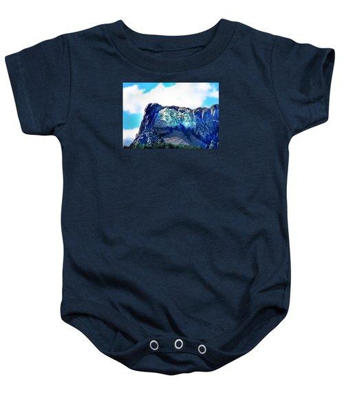 Mt. Rushmore - Presidents Baby Onesie