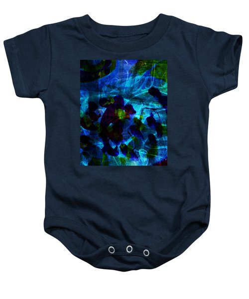 Mystic Creatures Of The Sea Baby Onesie
