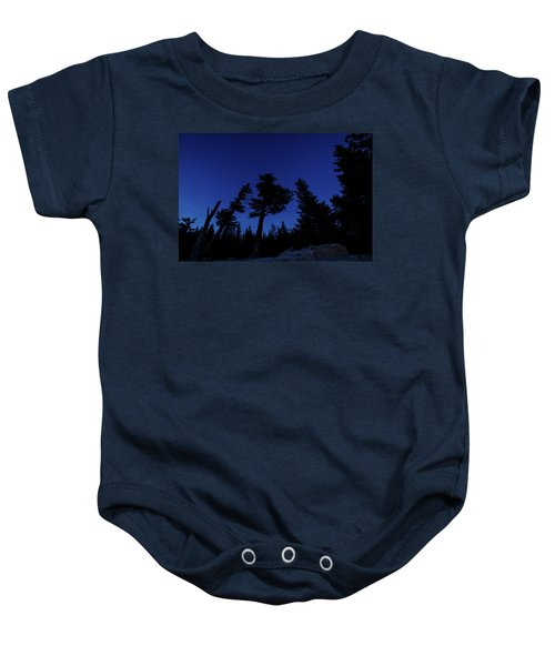 Night Giants Baby Onesie