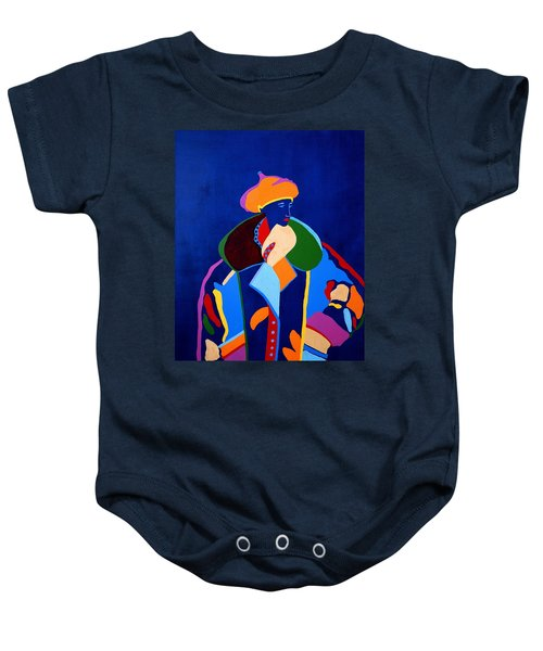 Night Glow Baby Onesie