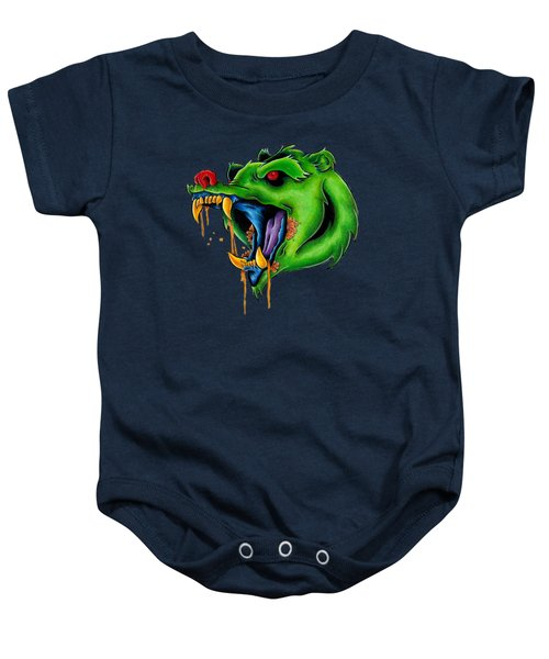 Not Yo Mama's Gummy Bear Baby Onesie by Vicki Von Doom
