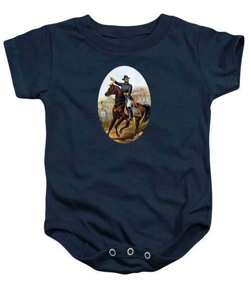 Our Old Commander - General Grant Baby Onesie