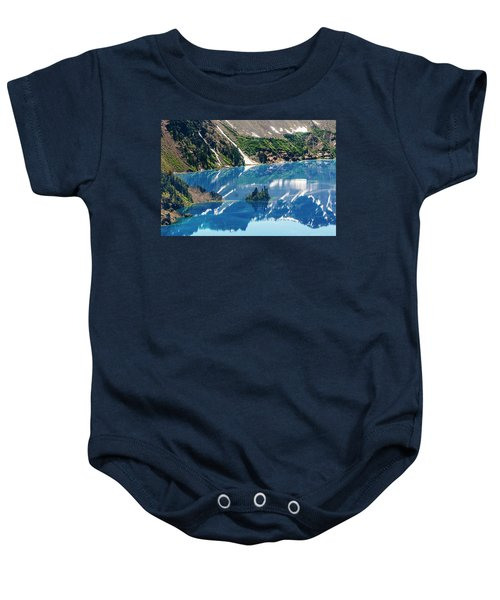 Phantom Ship Island Baby Onesie