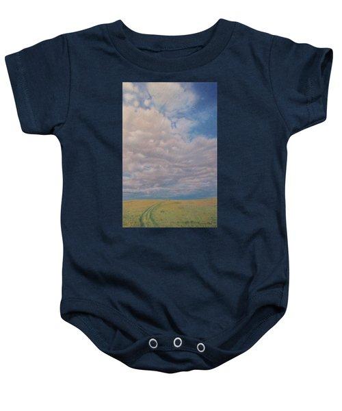 Prairie Trail Baby Onesie