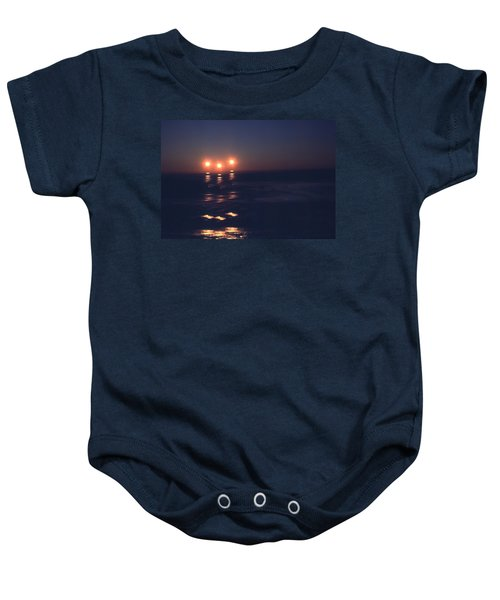 Preventing Sunset Baby Onesie