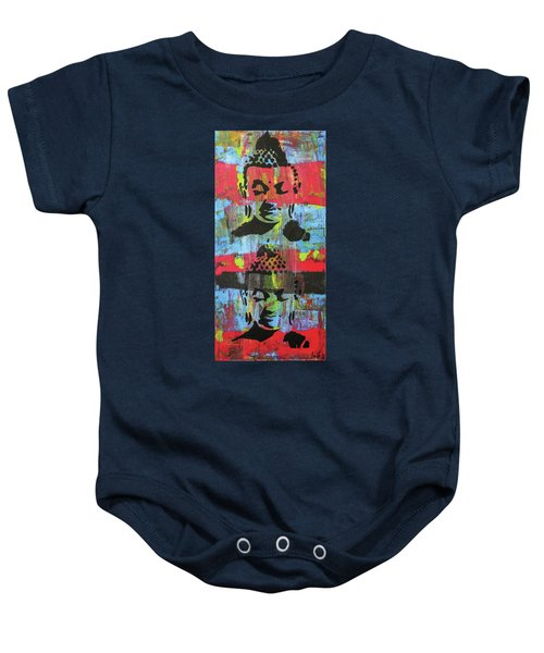 Purifying The Heart Baby Onesie